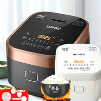 3L IH Electric Rice Cooker Mini Rice Cooker Intelligence Pressure Multicooker Electric Cookers Household Food Warmer 220V 800W