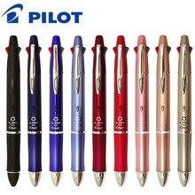 1pcs Japan PILOT multi pen Dr.Grip 4+1 multi-function ballpoint pen 0.7 four-color ballpoint pen +0.5 automatic pencil BKHDF-1S