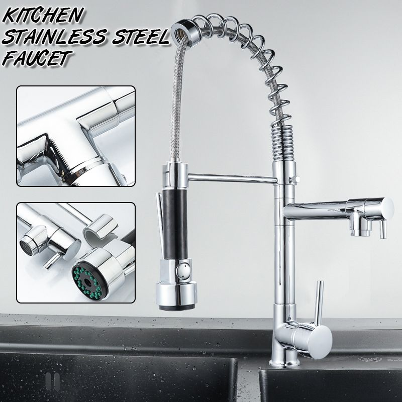 Sensor Kitchen Faucets Smart Touch Inductive Sensitive Faucet Mixer Tap Single Handle Dual Outlet Water Modes Free Shipping