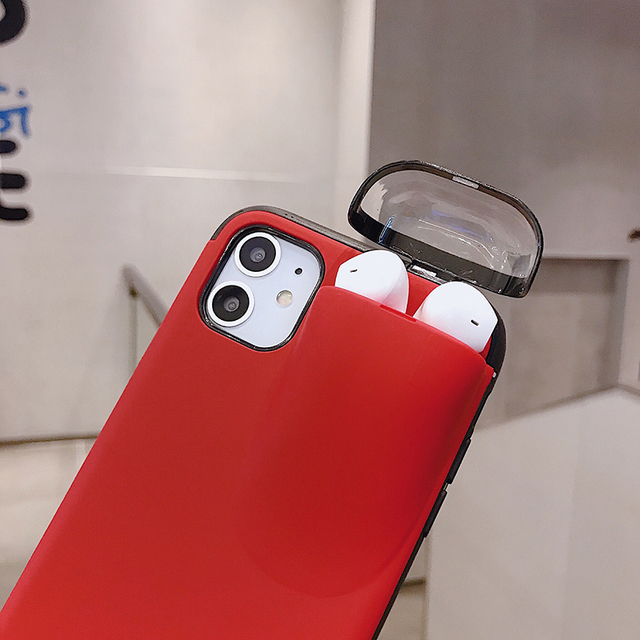 iPhone and Airpods 2in1 case.
