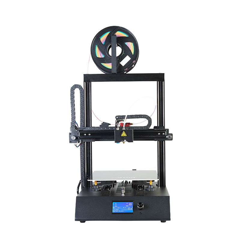 All Metal 3d Printers Machine Single Structure Design Ortur4 Impresora 3d GRS Linear Guide Rail Imprimante 3d 24V 3d Printer FDM