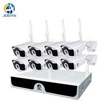 Ip-камера, Wifi камера, набор, домашняя система видеонаблюдения, 2МП, 8CH NVR, IP IR-CUT, уличная камера видеонаблюдения, комплект, беспроводная система безопасности