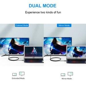 Image 4 - محول HDMI 1080P ذكر إلى أنثى ، تمديد كابل HDMI ، موصل 0.5 متر 1 متر لأجهزة الكمبيوتر المحمول HDTV ، PS4/3