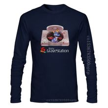 Knöchernen Gravestation Konsole Spyro Parody Video Spiel Inspiriert T Shirt S M L Xl 2Xl Graphic Tee Shirt