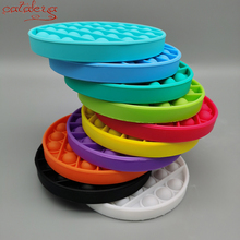 CateleyPush Bubble Sensory  Autism Needs Squishy  Reliever Toys Adult Child Funny Anti-Stress Pop It Fidget Reliver Stress