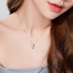Image 5 - Thaya Asymmetrical Glacier Necklace Cute Animal S925 Silver Pendant Necklace for Women Original Design Jewelry