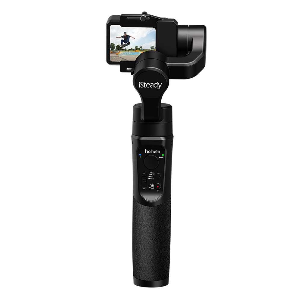 Hohem iSteady Pro 2 Water Splashproof Three Axis Handheld Gimbal Stabilizer for GoproOsmo Action SJCAM Sport Action Camera-in Handheld Gimbal from Consumer Electronics    2