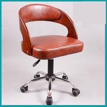 Computer Chair Household Solid Wood Office Swivel Simple Staff Meeting Room Lifting Family Students' Desks