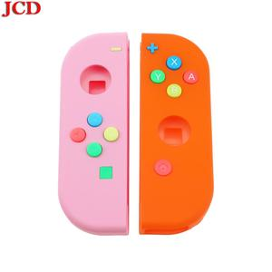 Image 4 - JCD carcasa para joy Con, juego de fundas para consola Switch NS NX, carcasa de mando de repuesto para Nintendo