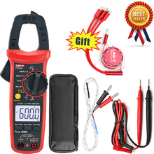 UNI-T UT204+Clamp Meter NCV,400-600A With Temperature Test Auto,UT204 plus True RMS High