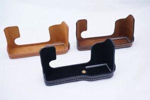 Чехол из искусственной кожи с нижней открывающейся версией, защитный чехол для Fujifilm X-A5 XA5 XA3 XA10 xA2 XT10 XT20 XT3 XT2 XT1