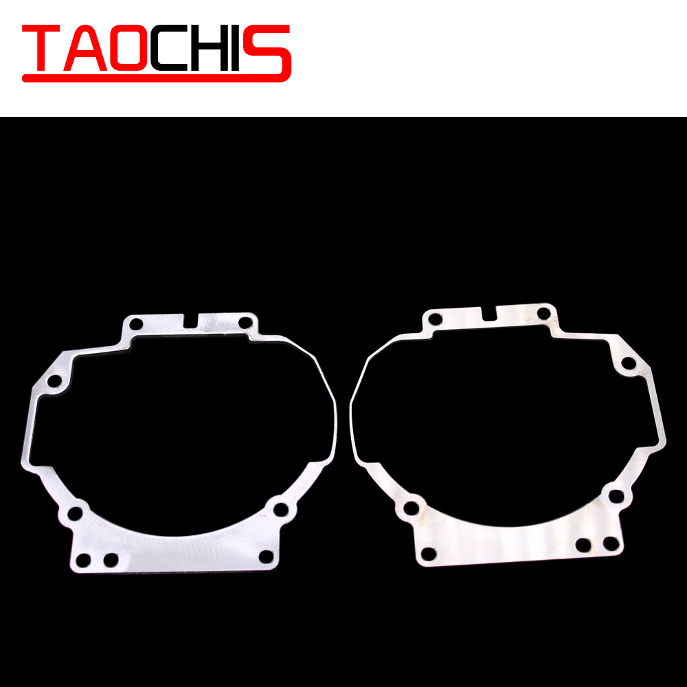 TAOCHIS Car Styling Frame Adapter Hella 3r 3 Projector Lens Retrofit For TOYOTA CAMRY V40 2006-2009