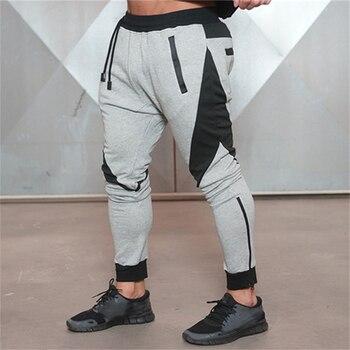 grey men jogging pants trackpants