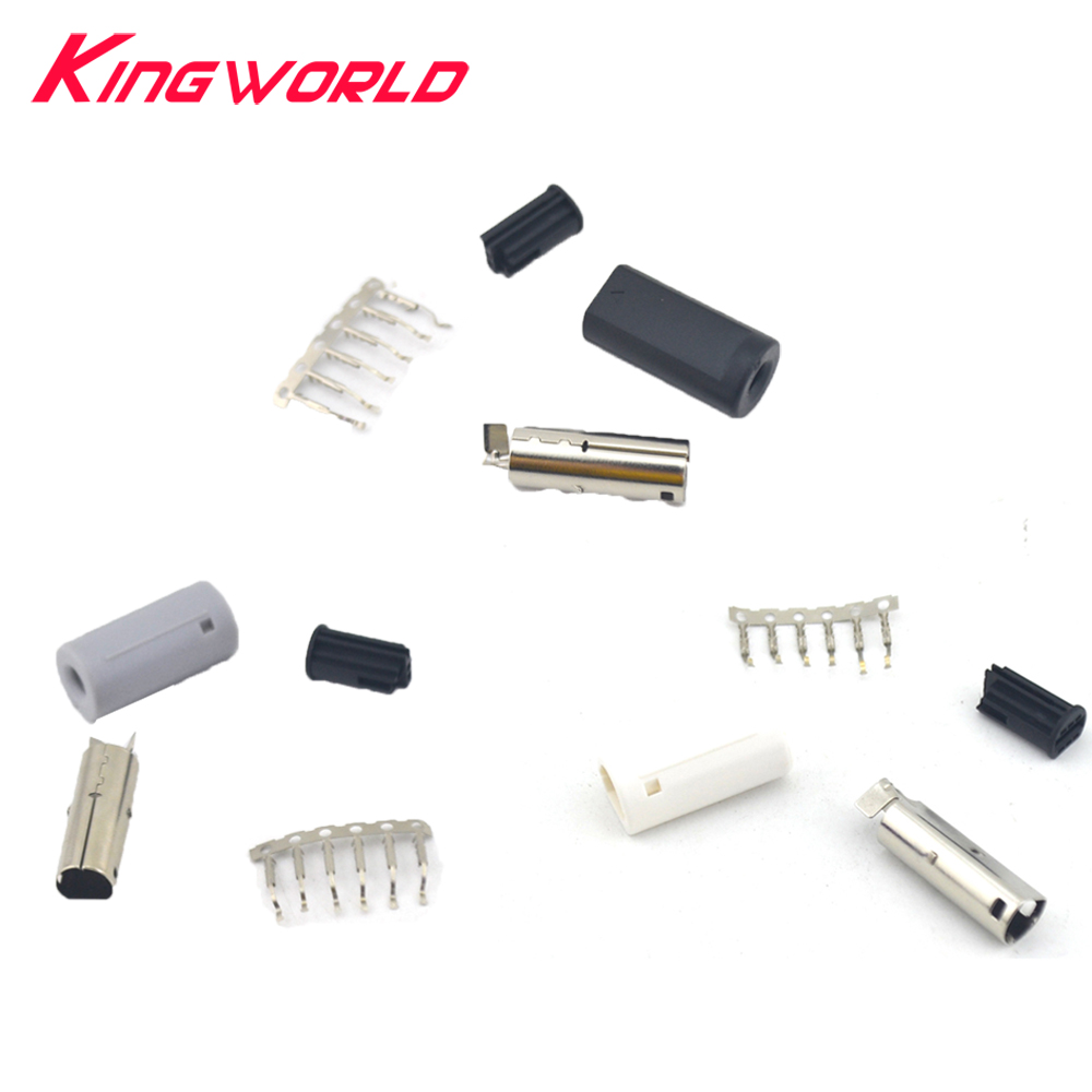 Replacement Game Console Connector Plug Slot Part For N-GC