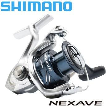 SHIMANO NEXAVE Spinning Fishing Reel With AR-C Spool