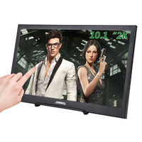 10.1 Inch 2K Touch Monitor Portable Computer Monitor PC 2560X1600 IPS HDMI PS4 Xbox360 LCD LED Tablet Display for Raspberry Pi