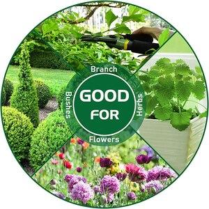 Image 5 - FIRMOR Professional Premium Titanium Bypass Pruning Shears Hand Gardening Plant Scissor Branch Pruner Trimmer Tools