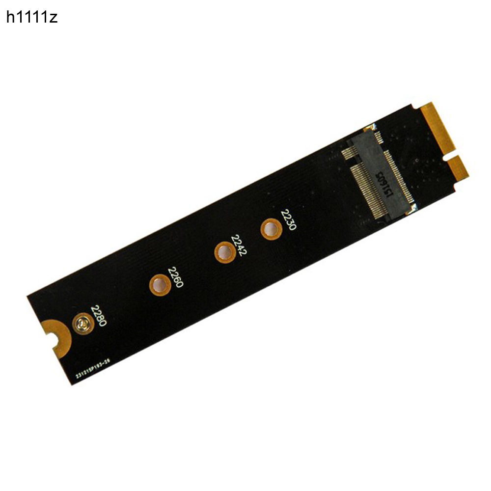 1 Set M.2 NGFF SATA SSD Converter Adapter Card For Apple 2012 MacBook Air A1465 A1466 SSD Adapter For Macbook 2012 SSD Adapter