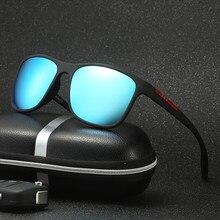 2020 nueva moda gafas de sol de las mujeres hombres Retro Vintage de diseñador de la marca Marco rectangular de lujo de gran tamaño gafas UV400 32088