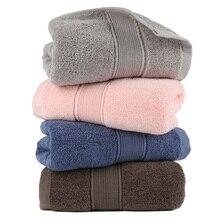Полотенце для ванной комнаты, Хлопковое полотенце для волос, впитывающее полотенце из микрофибры Toallas Toalha De Banho, товары для дома JJ60MJ