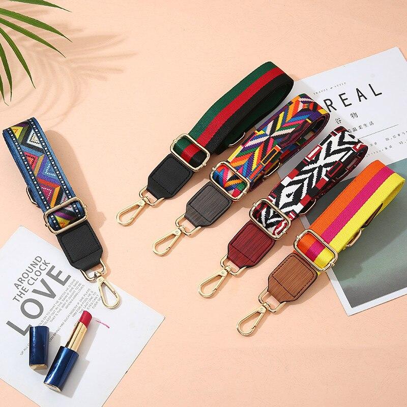 MEDADA New Fashion Replacement Shoulder Bag Straps  Women  Long And Wide Shoulder Strap Bag  For Handbag Accessories For Bag