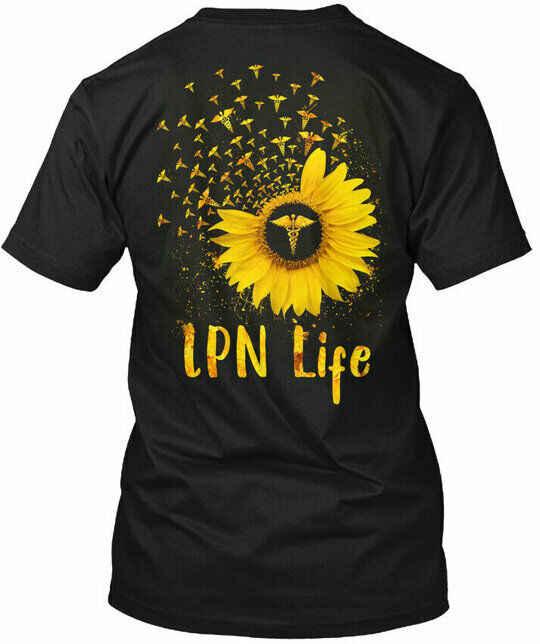 Lpn Жизнь футболка