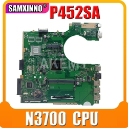 Akemy X751MA Laptop motherboard para For Asus X751MA X751M K751M X751 Teste mainboard original N2830 4G RAM cpu