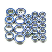 TRX X Maxx 8s Rubber Ball Bearing Set ABEC 3 (77086 4)