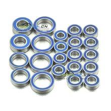 TRX x maxx 8s gumowa piłka zestaw łożysk ABEC 3 (77086 4)