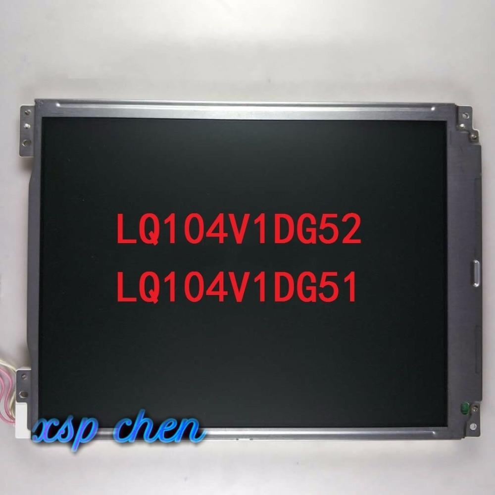 LQ104V1DG52 LQ104V1DG51 Original 10.4 Inch LCD Screen Industrial Display Screen