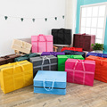 Миниатюрная сумка для хранения, очень большая сумка для хранения, сумка для хранения из нетканого материала, однотонная упаковка, органайзе...