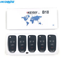 Hkobdii Keydiy Ban Đầu KD B18 4 Nút B Series Universial Từ Xa Cho KD900/KD X2/ URG200/KD Mini B Từ Xa