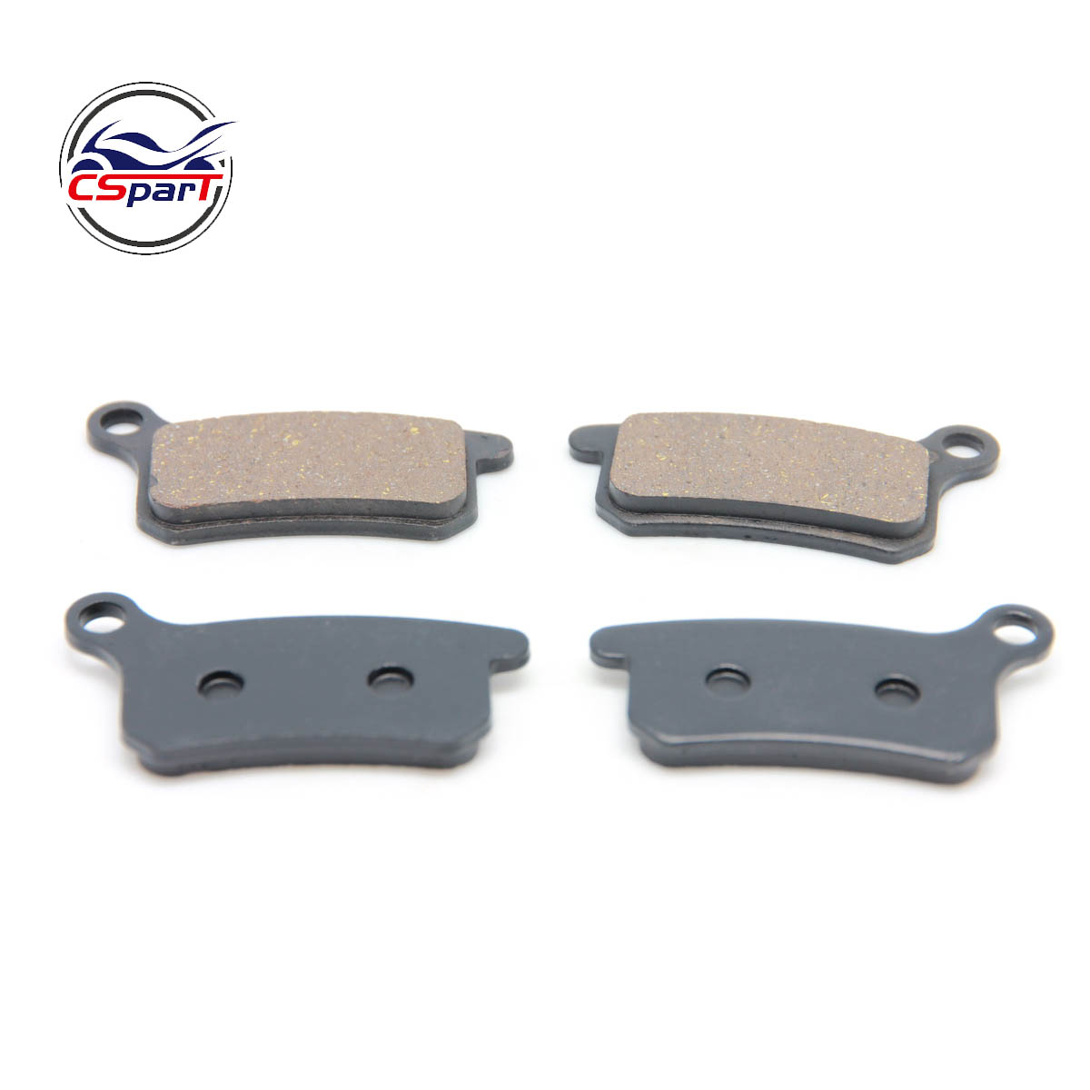 2 SET Semi-metallic Non-asbestos Front Rear Brake Pads For 2009 2010 2011 2012 2013 2014 2015 2016 KTM 65 SX XC