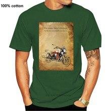 T-Shirt pour hommes, Moto Guzzi, californie 90, citation imprimée