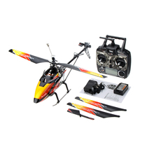WLtoys V913 Upgrade 2.4GHz 4Ch RC Helicopter Brushless Motor Helicopter Toy RTF 70cm Built-in Gyro Super Stable Flight for Kids стоимость
