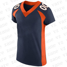 Customize Womens American Football Jerseys Von Miller Phillip Lindsay John Elway Bradley Chubb Joe Flacco Cheap Denver Jersey