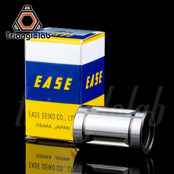 trianglelab High precision EASE BEARING LM8UU Long Rod Shaft 8X15X24MM 3d printer linear bearing For Reprap Anet A8 Prusa I3