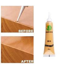 Wood Scratch Concealer Furniture Refinishing Repair Color Paint Pen Filler Tool Furnitures Mending Repair Wooden Cream Past Z5V3