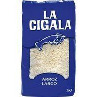 Arroz La Cigala Largo 1kg