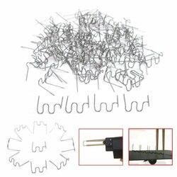 車波ステープル標準 0.6 ミリメートルプリステッチプラスチックホッチキス補修溶接機バンパーはんだ用品プレカット