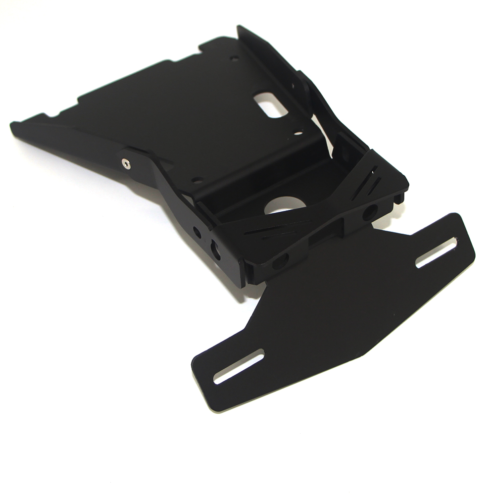 Motorcycle <font><b>Tail</b></font> Mount License Plate Bracket Holder For <font><b>BMW</b></font> <font><b>R</b></font> <font><b>NINE</b></font> <font><b>T</b></font> NINET 9T Racer Scramble urban R9T 2014-2019 image