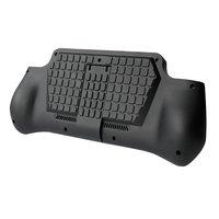 Portátil para trás splint carregador de energia bateria para nintend switch lite console aperto de mão caso capa traseira com suporte|Carregadores| |  -