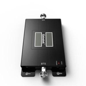 Image 3 - Lintratek repetidor de teléfono móvil 2G 4G LTE 1800 900 MHz, amplificador de señal de banda Dual GSM DCS LCD, conjunto de antena de señal móvil @