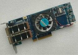 Kintex UltraScale XCKU040 PCIE 3,0 QSFP xilinx плата xilinx fpga плата xilixn fpga макетная плата pcie плата