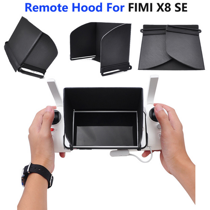 lowest price Antenna Range Extender Signal Booster Propeller Holder Fix Landing Gear Remote Sunhood  For FIMI X8 SE Drone Accessories