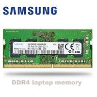NEUE Samsung ddr4 4GB 8GB 16GB 32GB 2666MHz ram sodimm laptop speicher unterstützung memoria ddr4 4G 8G 16G 32G notebook RAM-in Arbeitsspeicher aus Computer und Büro bei