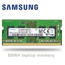 새로운 삼성 ddr4 4 기가 바이트 8 기가 바이트 16 기가 바이트 32 기가 바이트 2666MHz ram sodimm 노트북 메모리 지원 memoria ddr4 4G 8G 16G 32G 노트북 RAM