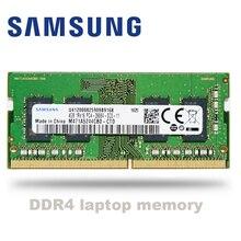 جديد سامسونج ddr4 4GB 8GB 16GB 32GB 2666MHz sodimm محمول الذاكرة دعم ميموريال ddr4 4G 8G 16G 32G دفتر رام