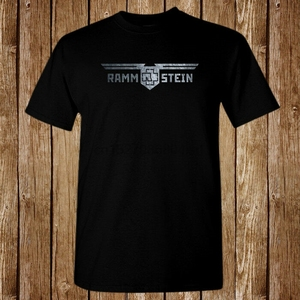 RAMSTEIN Germany Metal Band New T-Shirt Size S-5XL(China)