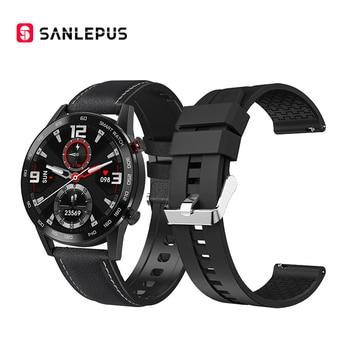 2020 SANLEPUS ECG Smart Watch Bluetooth Call Smartwatch Men Women Sport Fitness Bracelet Clock For Android Apple Xiaomi Huawei 23